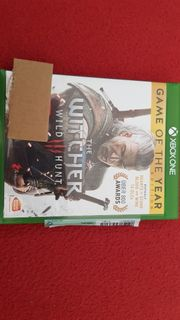 xbox One Spiel The Witcher
