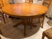 Tisch rund Durchmesser 120 cm