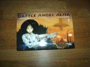 Manga Battle Angel Alita Perfekt