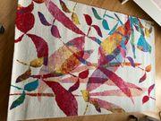 Designer Teppich Blütten 160 x