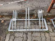 Fahrradständer verzinkt