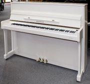 Klavier Hupfeld 118 K weiß