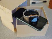 Apple Smartwatch und iphone 11