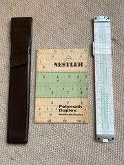 Nestler Rechenschieber Multimath Duplex 0292