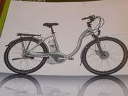 Neuer Akku Neuwertiges e-Bike Flyer