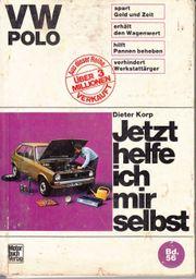 VW-Polo Reparaturbuch Jetzt helfe ich