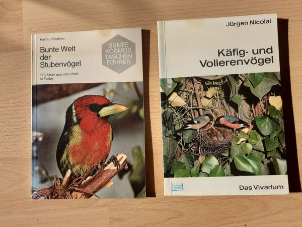 Volierenvögel v Jürgen Nicolai Helmut