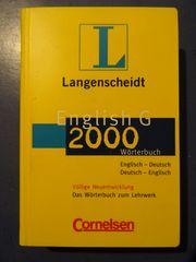 inkl Versand English G 2000