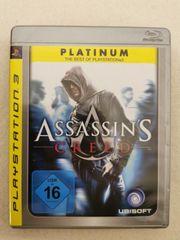 PS 3 Assassins Creed