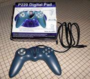 Digital Pad Saitek P220 Steuereinheit