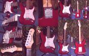 Verkaufe E-Gitarre von Stagg S300