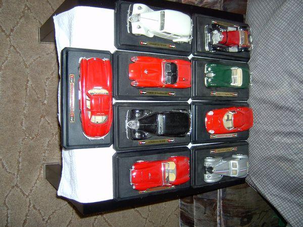 Burago Modellautos