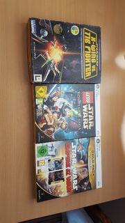 Star Wars PC Game Sammlung