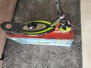 Verkaufe gebrauchten Kinder E Roller