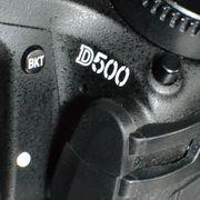 Nikon D500 Body Gehäuse Body