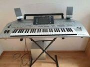 Keyboard Yamaha Tyros 2 - großes