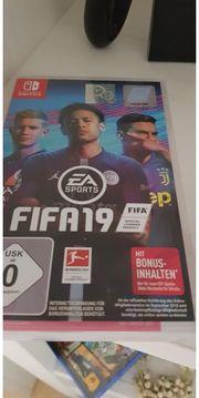 2 Spiele Nintendo Switch FIFA