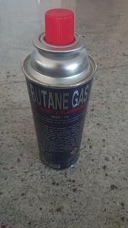 butan gas Kartuschen 4 Stück