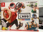 Nintendo Labo Fahrzeug Kit für