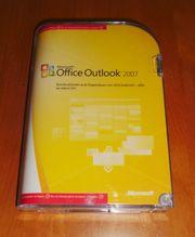 NEUWERTIG - Microsoft Office Outlook 2007