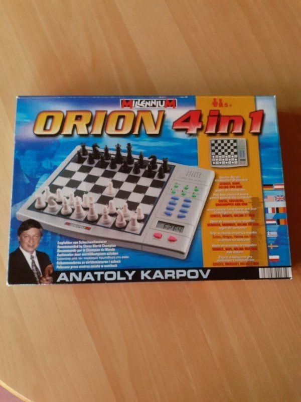 verkaufe Schachcomputer Orion 4 in