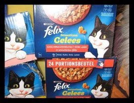 Katzen - Riesen KATZEN-Paket 1 Sack 14