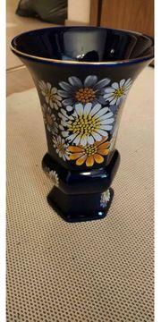 Bareuther Waldsassen Vase 22 Carat