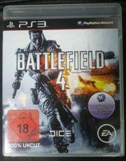 Ps 3 Spiel Battlefield 4