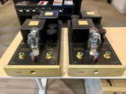 Cary Audio CAD-805 Monoblock-Leistungsverstärker Paar