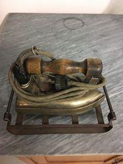 Bügeleisen antik