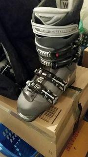 Skischuhe Gr 39 mit Tasche