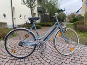 Schönes Retro Oldtimer Liebhaberstück Fahrrad