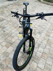 E-bike Scott E-Spark 720 Rahmengröße