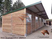 Außenboxen Pferdestall Pferdebox Stallanlagen Weidehütten