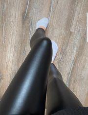 getragene socken füße