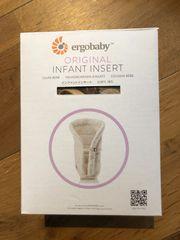 Ergobaby Carrier Neugeborenen- Einsatz