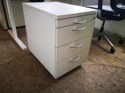 Rollcontainer Schubladencontainer Bürocotainer Stauraum Büromöbel
