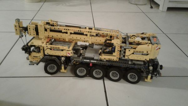 Lego Technic 42009 Schweladtkran inkl