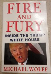 Buch Fire and Fury - Inside