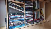 DVD CD Schrank incl Diverse