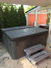 Canadian Spa Whirlpool outdoor