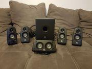Lautsprecher 5 1 System Z506