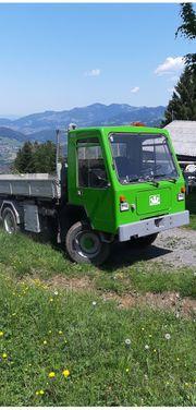 Traktor Schlepper Motorkarren Transporter 40