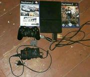 Ich verkaufe hier meine PlayStation2