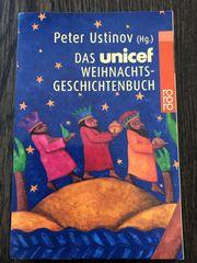 Das unicef-Weihnachtsgeschichtenbuch Ustinov