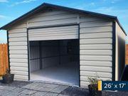 Ich suche eine Garage zum