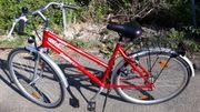 Damen-Rad- Trekkingbike- Top in Schuss