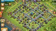 clash of clan level 205