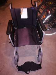 Aktivrollstuhl gebraucht voll funktionstüchtig Sitzgröße