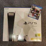 Playstation 5 mit Laufwerk FIFA
